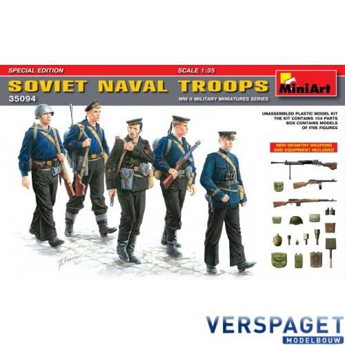 SOVIET NAVAL TROOPS -35094