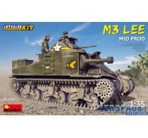 M3 Lee Mid Prod. with interior kit -35209