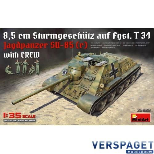 JagdPanzer SU-85 -35229