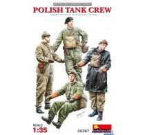 POLISH TANK CREW -35267