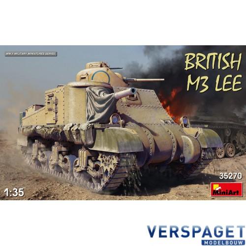 BRITISH M3 LEE -35270