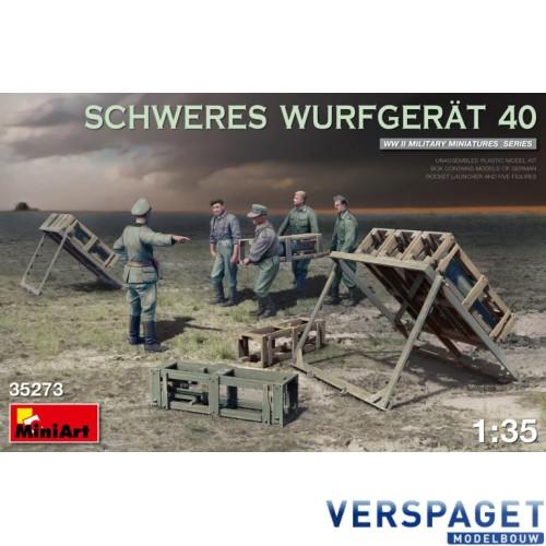 SCHWERES WURFGERÄT 40 -35273