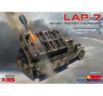 SOVIET ROCKET LAUNCHER LAP-7 -35277