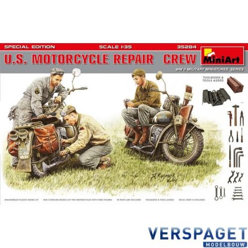 U.S. MOTORCYCLE REPAIR CREW -35284