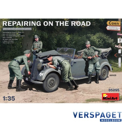 REPAIRING ON THE ROAD -35295