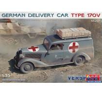 German Delivery Car Type 170V -35297