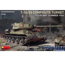 T-34/85 Composite Turret. 112 Plant.Summer 1944 -35306