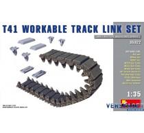 T41 WORKABLE TRACK LINK SET -35222