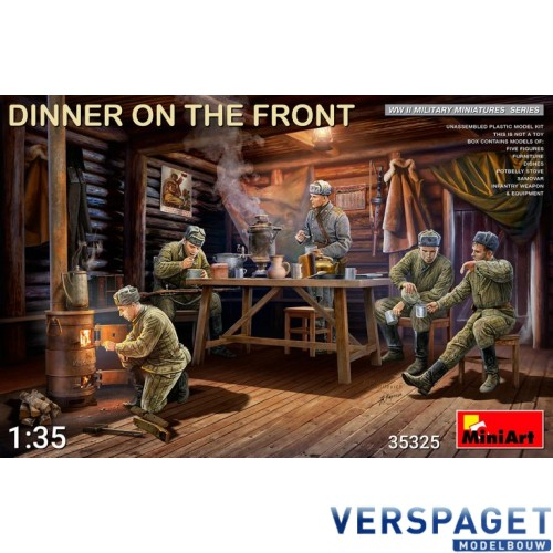 DINNER ON THE FRONT -35325