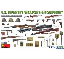 U.S. INFANTRY WEAPONS & EQUIPMENT -35329