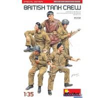 BRITISH TANK CREW. SPECIAL EDITION -35332
