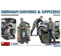 GERMAN DRIVERS & OFFICERS -35345