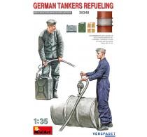 German Tankers Refueling  -35348