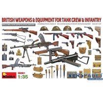 British Weapons & Equipment for Tank Crew & Infantry -35361