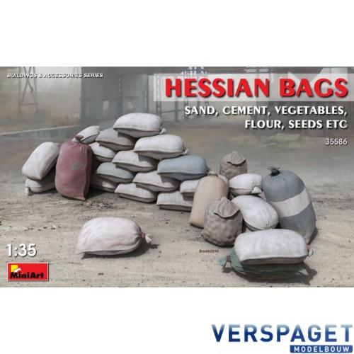 HESSIAN BAGS -35586
