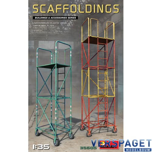 Scaffoldings -35605