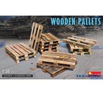 WOODEN PALLETS -35627