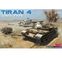 TIRAN 4 LATE TYPE. INTERIOR KIT -37029