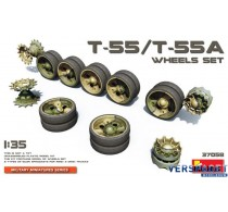 T-55/T-55A WHEELS SET -37058