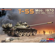 T-55 Mod. 1970 WITH OMSh TRACKS -37064
