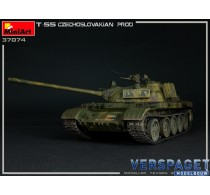 T-55 CZECHOSLOVAK PRODUCTION -37074