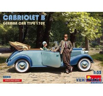CABRIOLET B GERMAN CAR TYPE 170V -38018