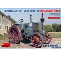 German Agricultural Tractor D8500 Mod. 1938 -38024