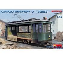 "CARGO TRAMWAY ""X""-SERIES -38030"