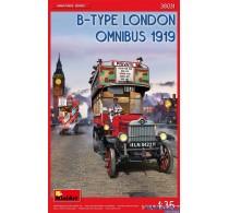 B-TYPE LONDON OMNIBUS 1919 -38031