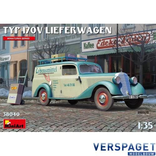 TYP 170V LIEFERWAGEN -38040