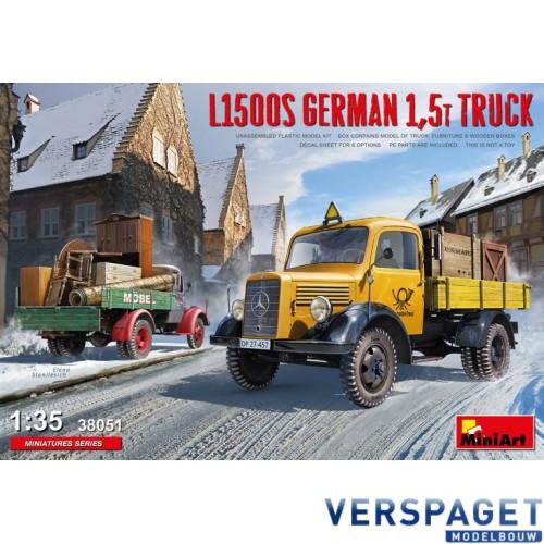 L1500S GERMAN 1,5T TRUCK -38051