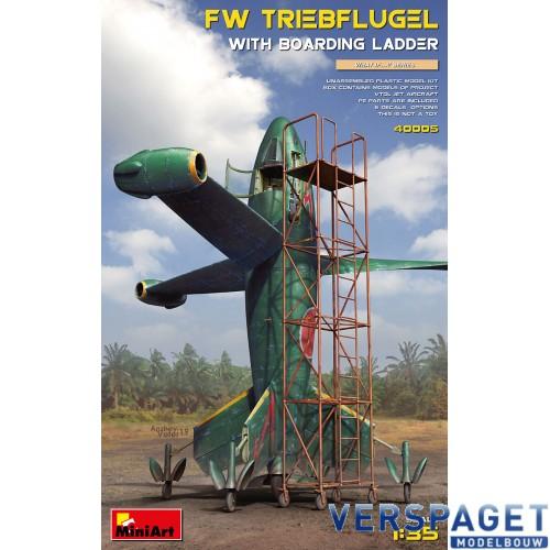 FW TRIEBFLUGEL WITH BOARDING LADDER -40005