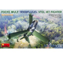 FOCKE WULF TRIEBFLUGEL VTOL JET FIGHTER -40009