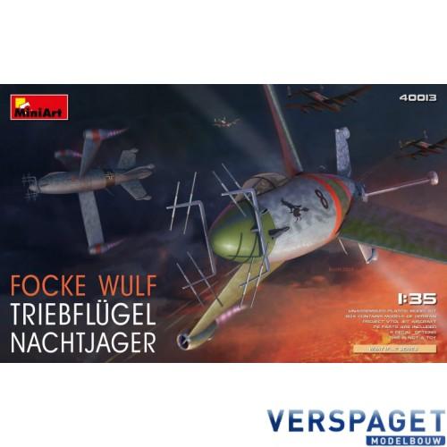 FOCKE WULF TRIEBFLUGEL NACHTJAGER -40013