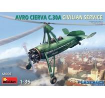 AVRO CIERVA C.30A CIVILIAN SERVICE -41006