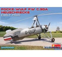 FOCKE-WULF FW C.30A HEUSCHRECKE. EARLY PROD -41012