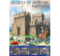 ASSAULT OF MEDIEVAL FORTRESS -72033