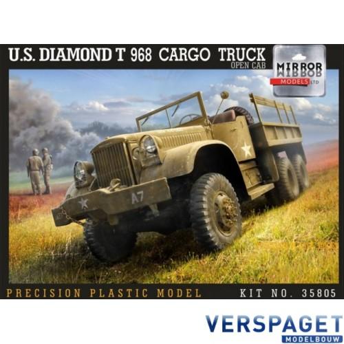 U.S. Diamond T 968 Cargo Truck  open cab -35805