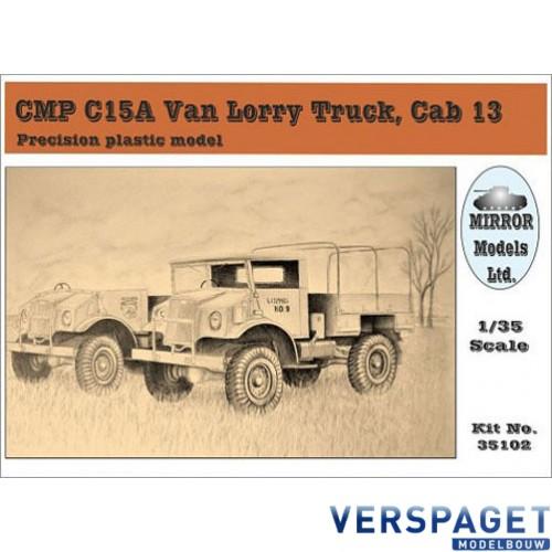 CMP Chevrolet C15A Van Lorry Truck Cab 13 -35102
