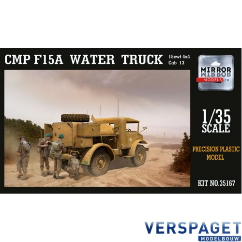 CMP Ford F15A Water truck, Cab 13 4x4 drive -35167