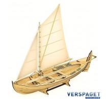 Oselvar Faering Zeilboot -601-300