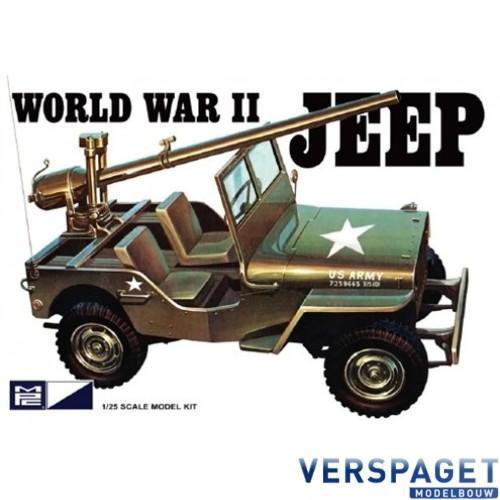 World War II Jeep -785