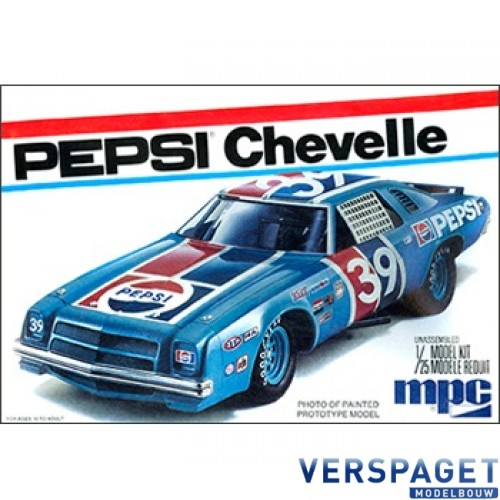 1975 Chevy Chevelle Stock Car-Pepsi -808