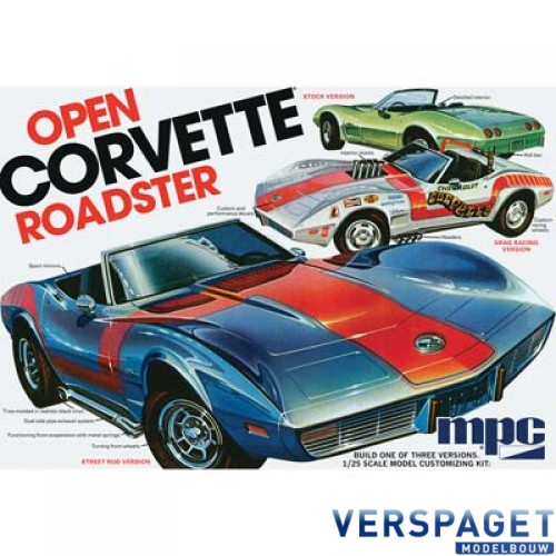 1975 Chevy Corvette Convertible -842