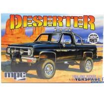 1984 GMC Pickup Deserter White Version -847