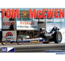 Tom McEwen Tirend Front Engine Dragster -900