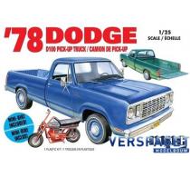 1978 DODGE D100 PICKUP TRUCK  -901