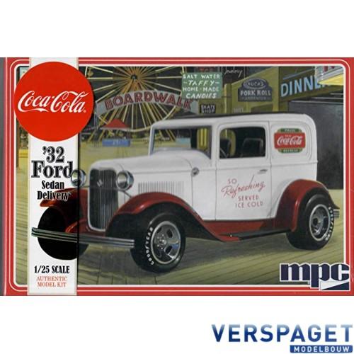 1932 Ford Sedan Delivery Coca Cola Edition -902