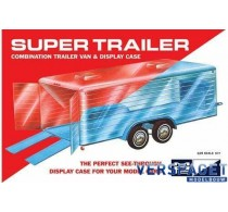 Super Trailer (Trailer & Display Case) -909