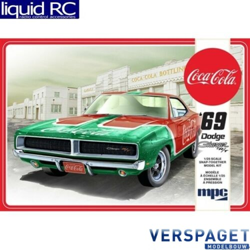 1969 Dodge Charger RT Coca-Cola -919